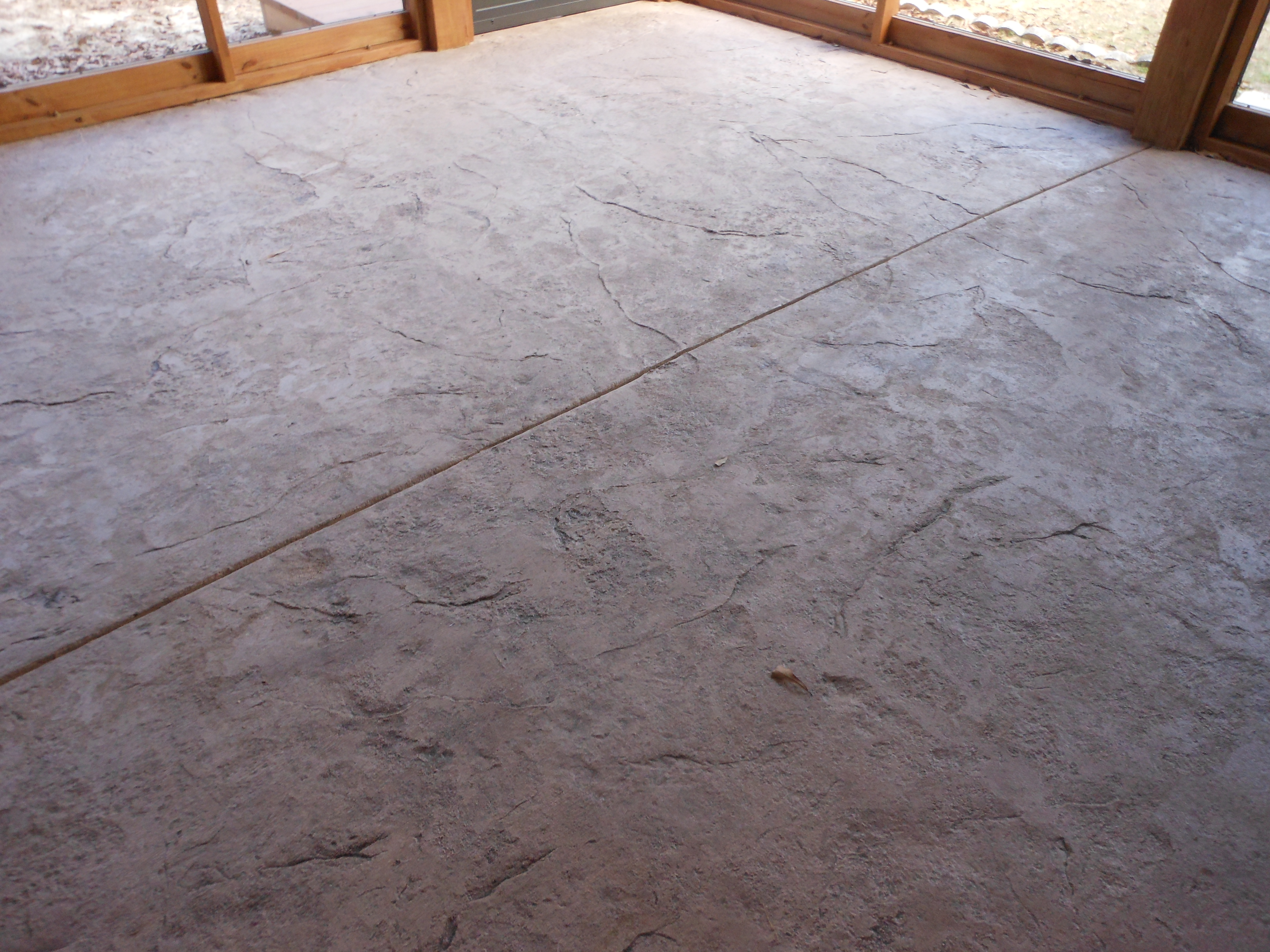 Stamped Concrete Home : Stamp concrete stamped patios home improvement